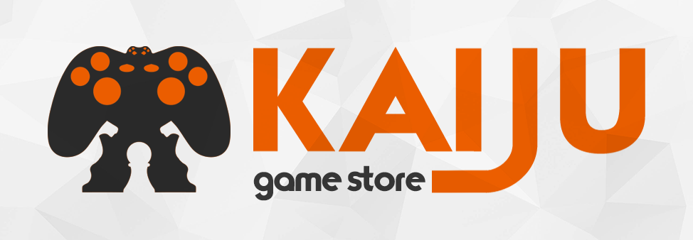 Game Store Logo Design